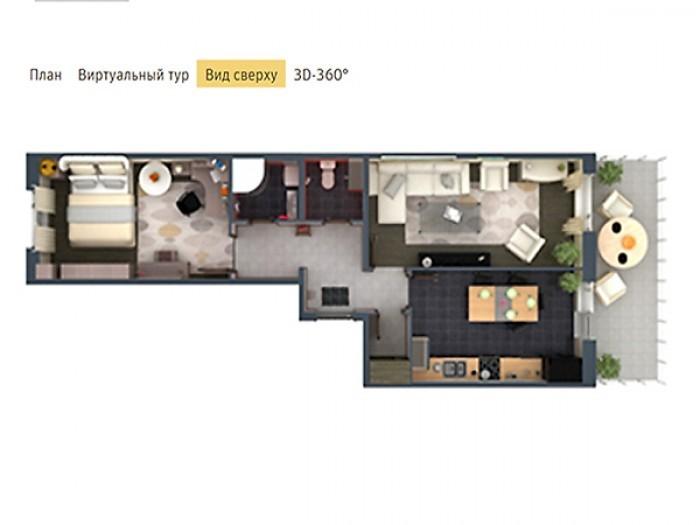 """""""Ленстройтрест"""" представил новый сервис для создания дизайна квартиры —""""Конфигуратор отделки"""" - Фото 3"""