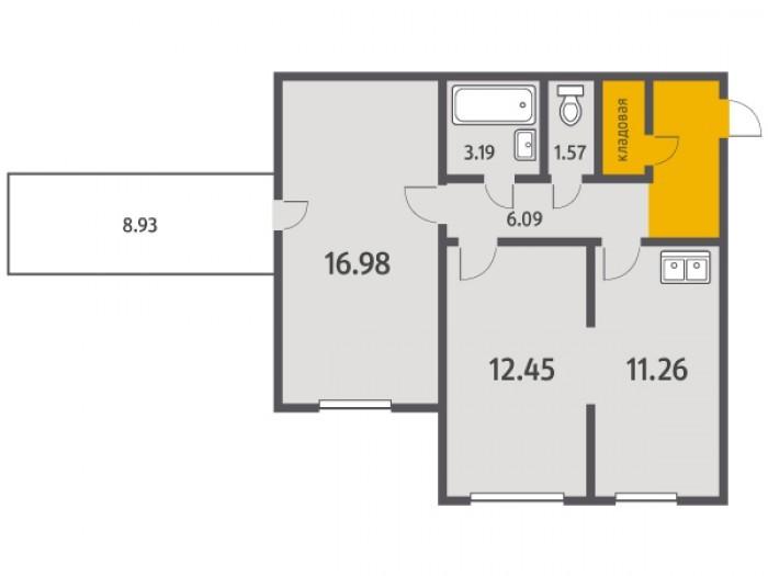 """Квартира начинается с порога: три правила удобной прихожей от """"Ленстройтрест"""" - Фото 3"""