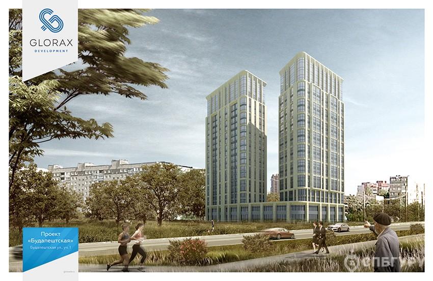 GLORAX DEVELOPMENT собирается построить в Петербурге миллион квадратных метров недвижимости - Фото 3