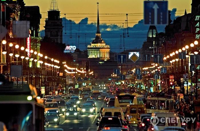 Самые шумные районы Санкт-Петербурга - Фото 1