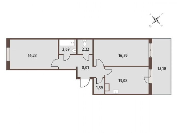 """""""Ленстройтрест"""" представил новый сервис для создания дизайна квартиры —""""Конфигуратор отделки"""" - Фото 1"""