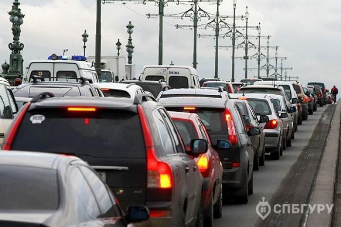 Самые загруженные (пробки) районы Санкт-Петербурга - Фото 2