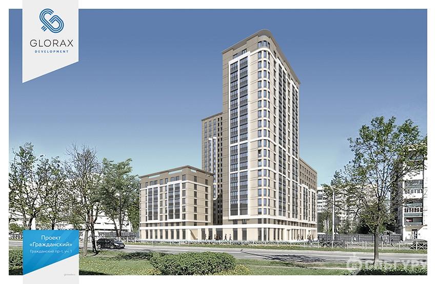 GLORAX DEVELOPMENT собирается построить в Петербурге миллион квадратных метров недвижимости - Фото 2