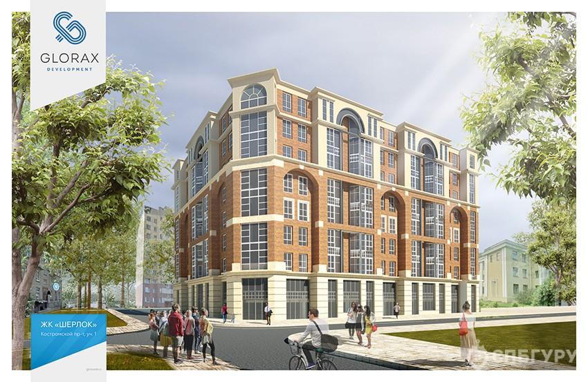 GLORAX DEVELOPMENT собирается построить в Петербурге миллион квадратных метров недвижимости - Фото 1
