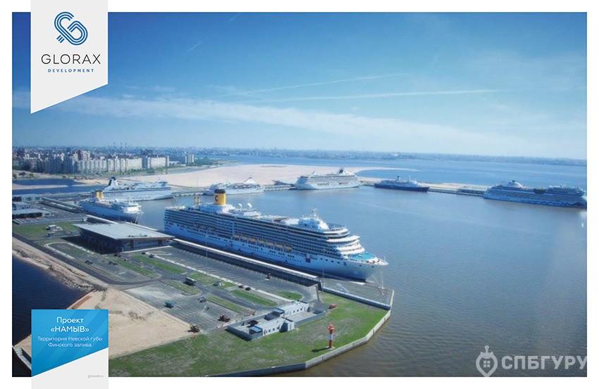 GLORAX DEVELOPMENT собирается построить в Петербурге миллион квадратных метров недвижимости - Фото 4