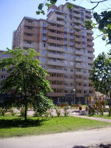 Квартиры в Дом на Луначарского 40 в СПБ, Выборгский район, метро Озерки