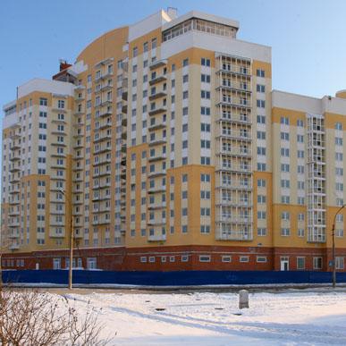 Квартиры в Дом на Приморском шоссе в СПБ, Курортный район, метро Старая Деревня