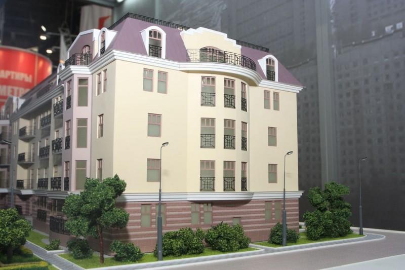 Дом-Мегалит на Дибуновской - фото 4
