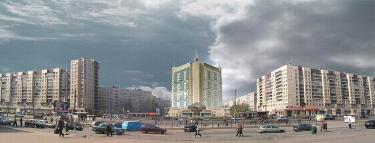 """ЖК """"На проспекте Большевиков"""" - фото 7"""