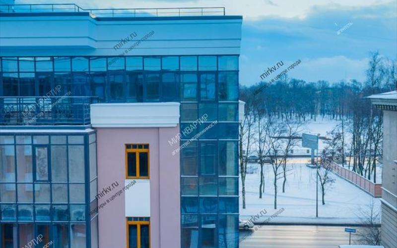Дом на Приморском проспекте, 43А - фото 3