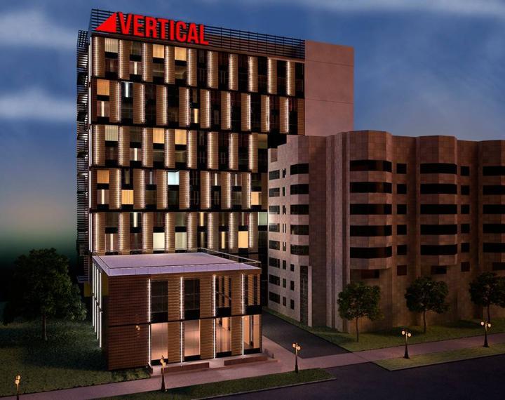 """Апарт-отель """"Vertical"""" (Вертикаль) - фото 3"""