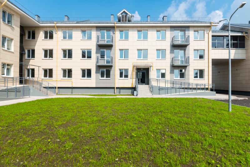 Квартиры в солнечном квартале федоровское