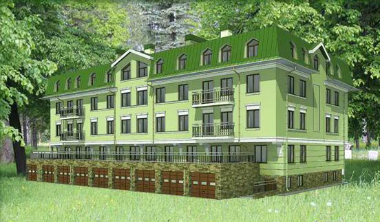 Дом в Павловске - фото 2