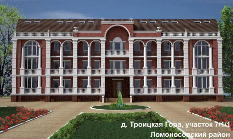 "ЖК ""Троицкая гора"" - фото 4"