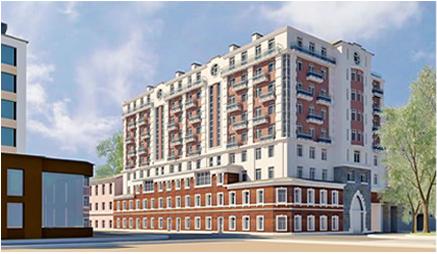 Квартиры в Дом на Ждановке в СПБ, Петроградский район, метро Чкаловская