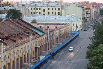 В Адмиралтейском районе появится жилой комплекс, включающий исторические здания