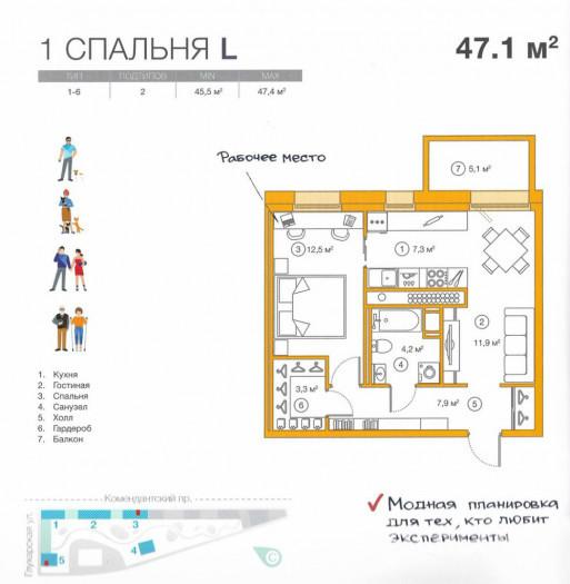 """""""LEGENDA Комендантского"""": обаятельный проект в неуютном месте - Фото 47"""