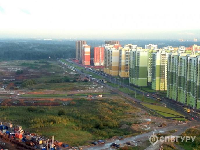 Новая Охта – Жилой комплекс от ЛСР за КАДом с отделкой и городской пропиской - Фото 6