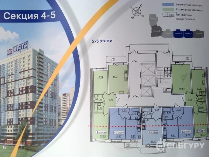 """ЖК """"Приневский"""" -  бюджетное жилье в пределах КАД - Фото 36"""