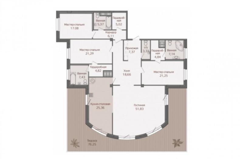"""ЖК """"Привилегия"""": комфортное жилье на Крестовском острове по эпическим ценам - Фото 44"""