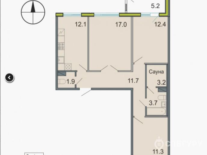 ЖК Тойве: переоцененный дом в очень специфичном месте - Фото 42