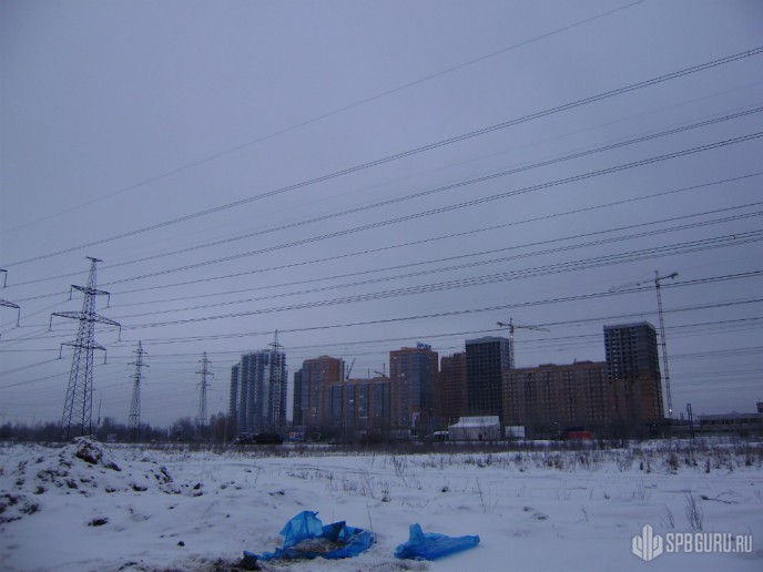 """ЖК """"Мой Город"""": типичный эконом на границе с городом - Фото 9"""