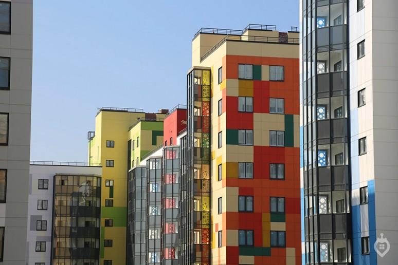 Петербургские новостройки от зарубежных архитекторов - Фото 3