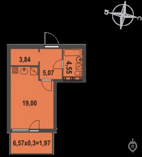 """""""Финские кварталы"""": жилой комплекс средней этажности в 10 минутах езды от города - Фото 31"""