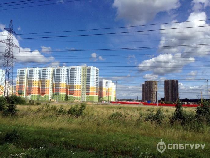 Новая Охта – Жилой комплекс от ЛСР за КАДом с отделкой и городской пропиской - Фото 5