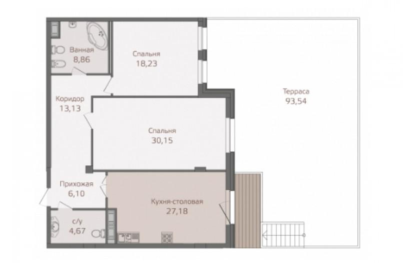 """ЖК """"Привилегия"""": комфортное жилье на Крестовском острове по эпическим ценам - Фото 45"""