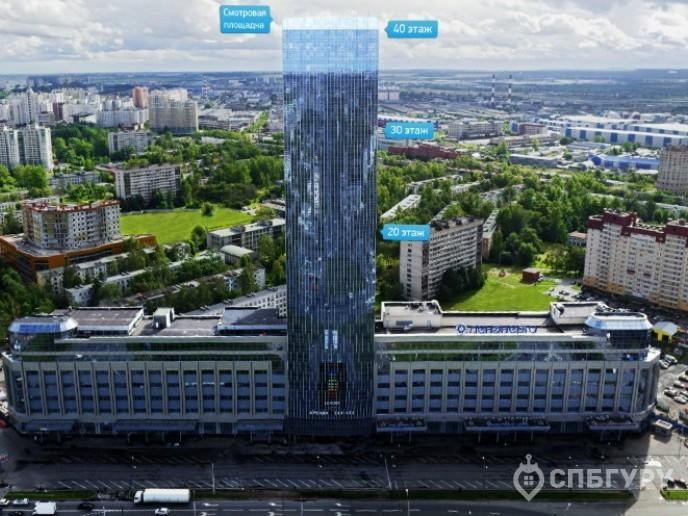 Небо Москвы - одновременно и жилой комплекс и апарт-отель. - Фото 3