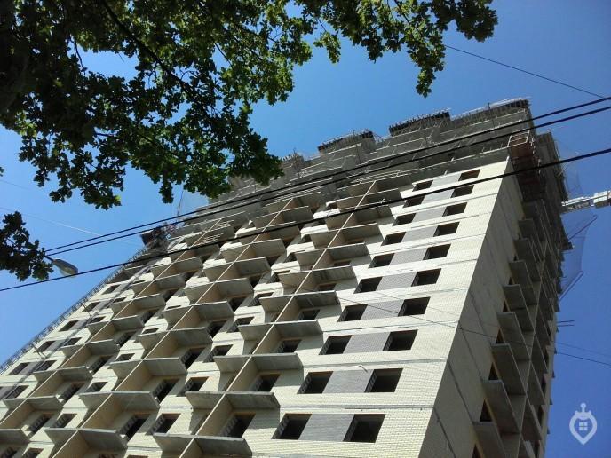 """ЖК """"Высота"""": 25-этажный дом на улице Цимбалина от компании, строившей олимпийские объекты в Сочи - Фото 25"""