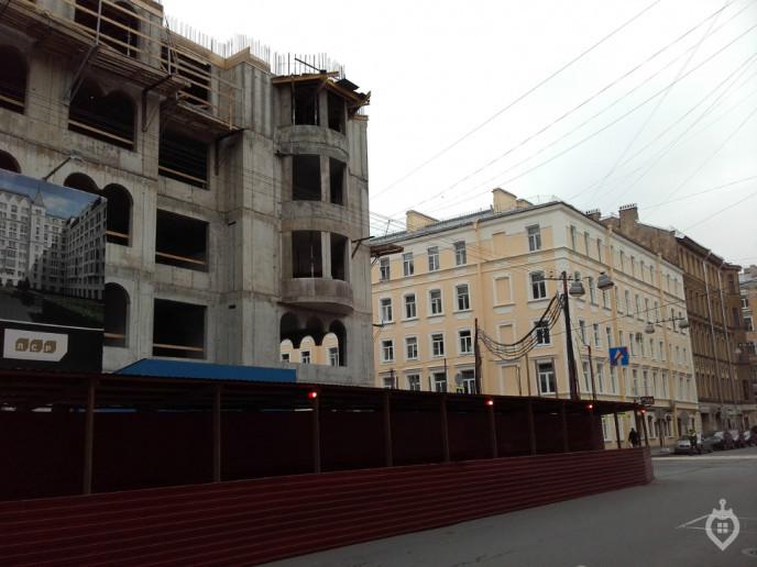 """ЖК """"Русский дом"""": большой дом в неорусском стиле в самом центре города - Фото 24"""