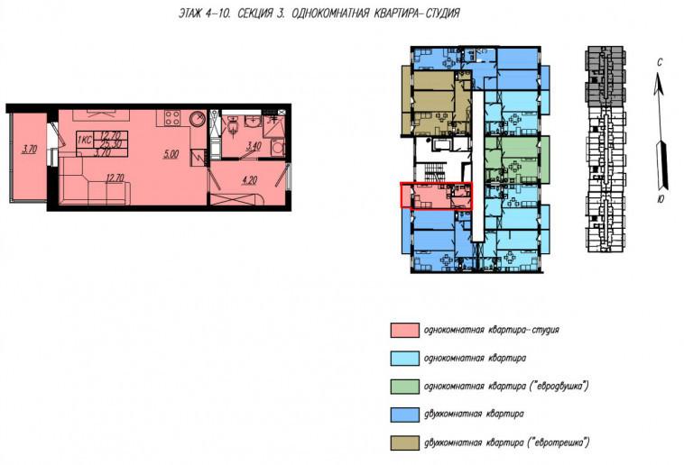 """Досрочная """"Премьера"""": дом на Юго-Западе, который строят с опережением сроков - Фото 25"""