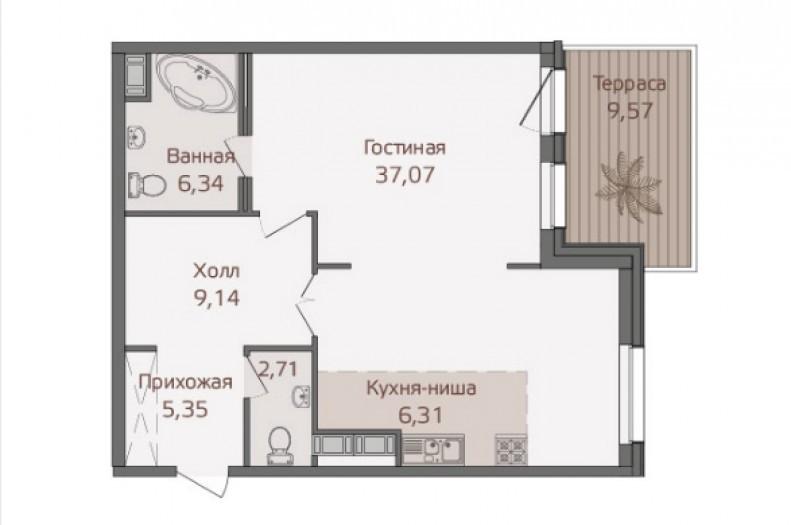 """ЖК """"Привилегия"""": комфортное жилье на Крестовском острове по эпическим ценам - Фото 43"""