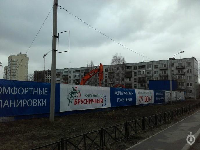 """ЖК """"Брусничный"""": три монолитных дома в Янино - Фото 36"""