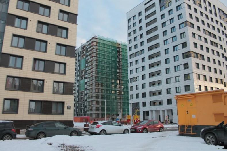 ЖК «Европа Сити»: крупный жилой комплекс от ЛСР на Петроградке - Фото 3