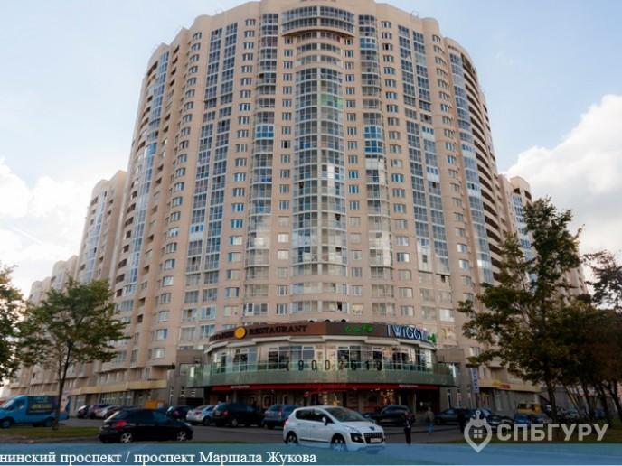 Небо Москвы - одновременно и жилой комплекс и апарт-отель. - Фото 1