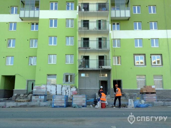 Новая Охта – Жилой комплекс от ЛСР за КАДом с отделкой и городской пропиской - Фото 27