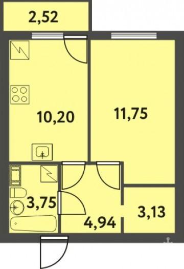 """""""Финские кварталы"""": жилой комплекс средней этажности в 10 минутах езды от города - Фото 26"""