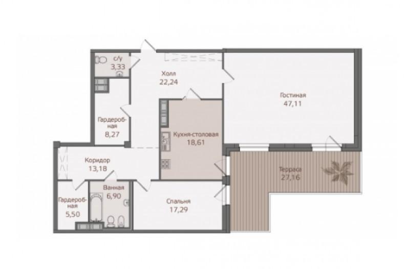 """ЖК """"Привилегия"""": комфортное жилье на Крестовском острове по эпическим ценам - Фото 41"""
