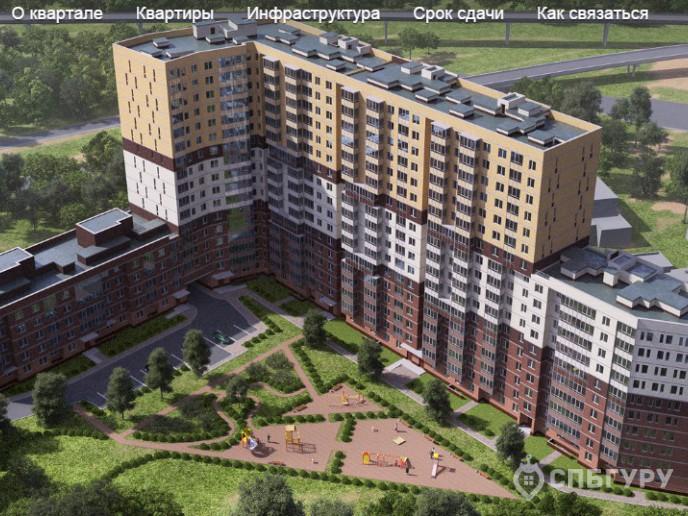 """ЖК """"Стереос"""": многоэтажный комплекс на зеленой окраине - Фото 8"""