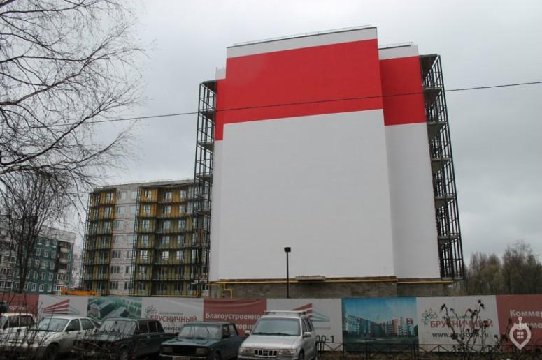 """ЖК """"Брусничный"""": три монолитных дома в Янино - Фото 34"""
