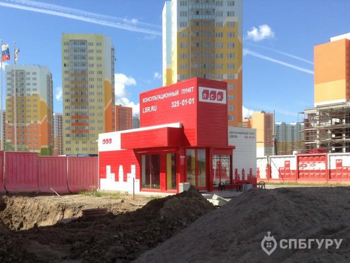 Новая Охта – Жилой комплекс от ЛСР за КАДом с отделкой и городской пропиской - Фото 32