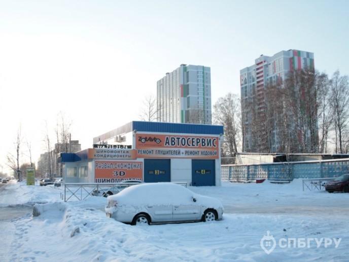 Cinema: большой жилой комплекс от ЛСР возле Богословского кладбища - Фото 12