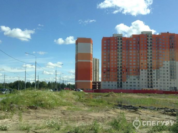 Новая Охта – Жилой комплекс от ЛСР за КАДом с отделкой и городской пропиской - Фото 17