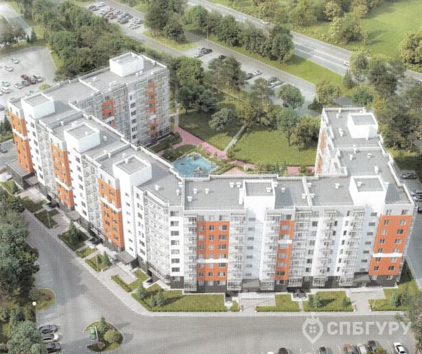 """""""Yolkki Village"""": крупный жилой комплекс с квартирами """"под ключ"""" в маленькой деревне Скотное - Фото 4"""