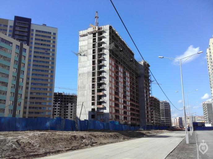 """ЖК """"Прогресс"""": быстро растущий кирпично-монолитный комплекс в Кудрово - Фото 22"""