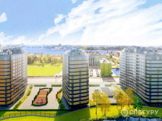 Пять Звезд – стильный жилой комплекс в 500 метрах от Невы - Фото 1