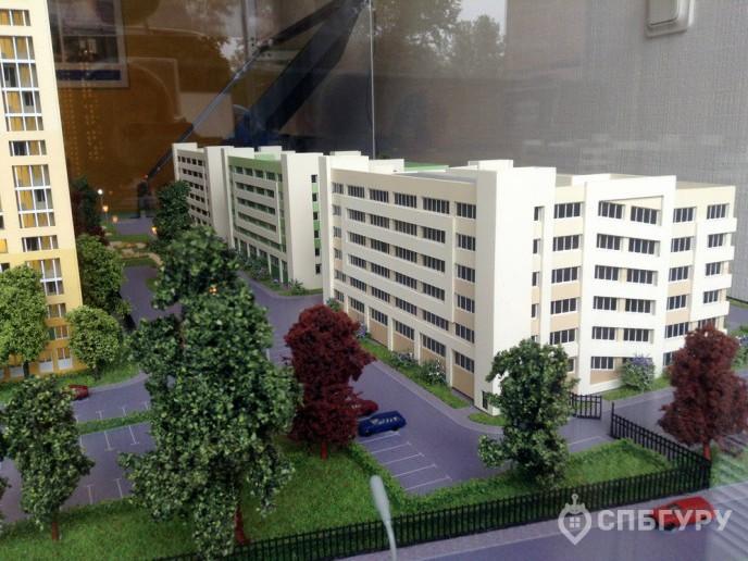 Green City – современный жилой комплекс в депрессивном месте. - Фото 41